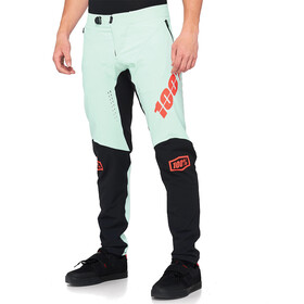 100% R-Core-X DH Broek Heren, foam/black